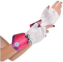 Mad Hatter Fingerless Gloves