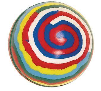 Stripe Bounce Ball Favor