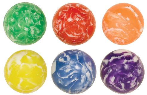 Marble Bounce Ball Favor
