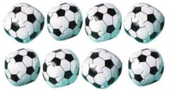 Goal Getter Squishy Soccer Balls, 8ct