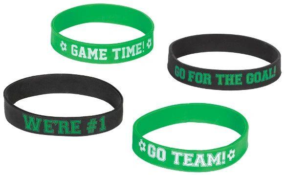 Goal Getter Bracelets, 8ct