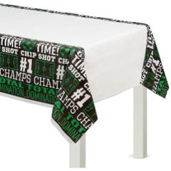 Goal Getter Plastic Table Cover