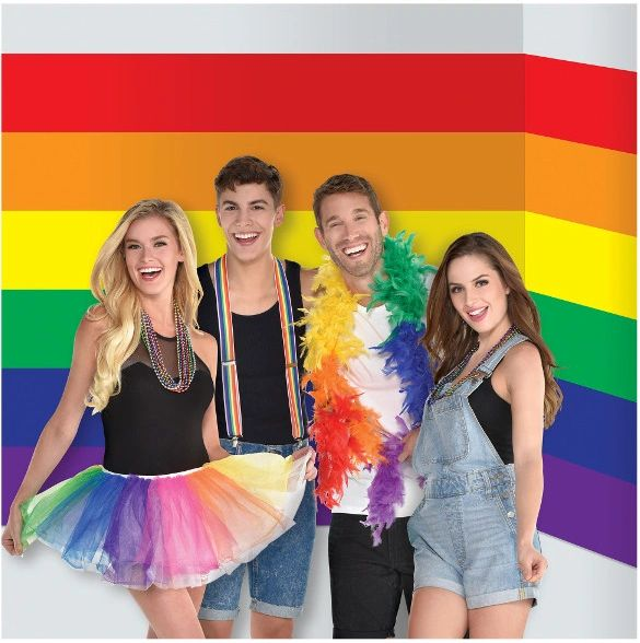 Room Roll - Pride Stripe