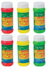 Bubble Water Sets, 6ct