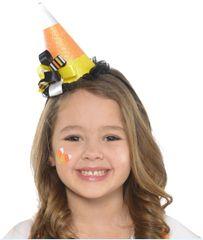Candy Corn Fairy Hat Headband - Child