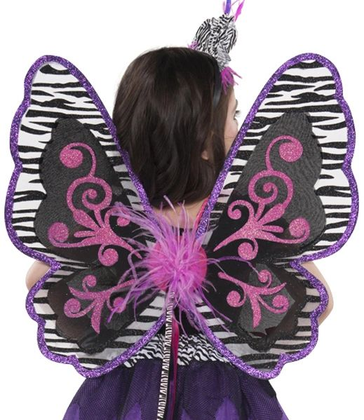 Fierce Fairy Wings - Child