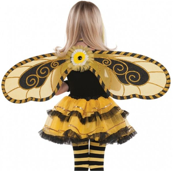 Bumblebee Fairy Wings - Child