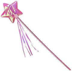 Iridescent Star Wand