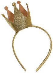 Glitter Crown Headband - Child