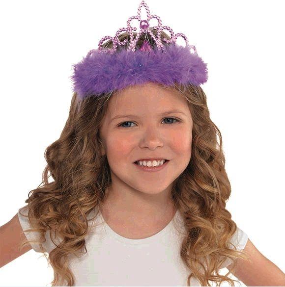 Lavender Sparkle Tiara - Child