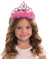 Pink Sparkle Tiara - Child