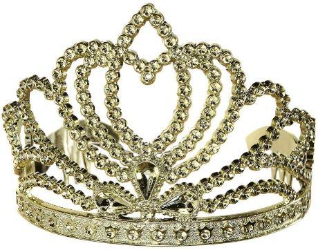 Princess Tiara Gold - Child