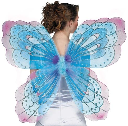 Cool Butterfly Wings