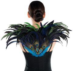 Peacock Fan Wings