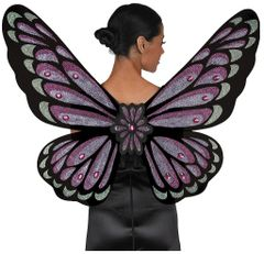 Purple Passion Wings