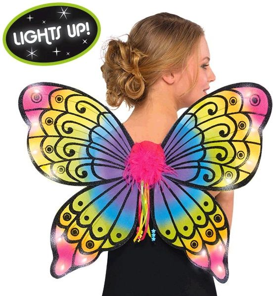 Light-Up Wings