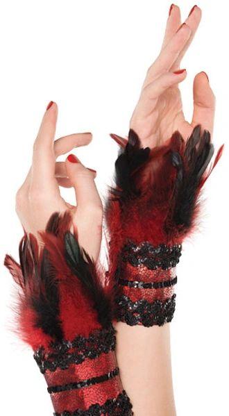 Firebird Wrist Cuffs