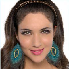 Peacock Fancy Earrings