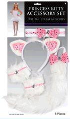 Princess Kitty Set - Adult, 5pc