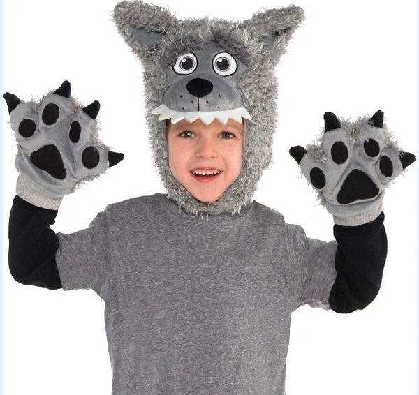 Wolf Deluxe Kit - Child
