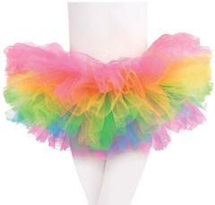Rainbow Ballet Tutu - Child M/L