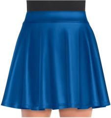 Blue Flare Skirt - Adult Standard