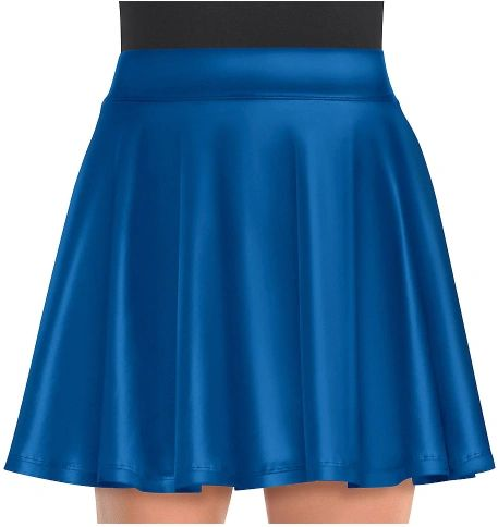 Blue Flare Skirt - Adult Standard