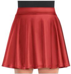 Red Flare Skirt - Adult Standard