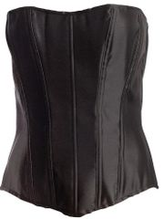 Black Corset - Adult S/M, M/L, or Plus Size