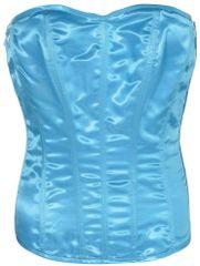Blue Corset - Adult S/M