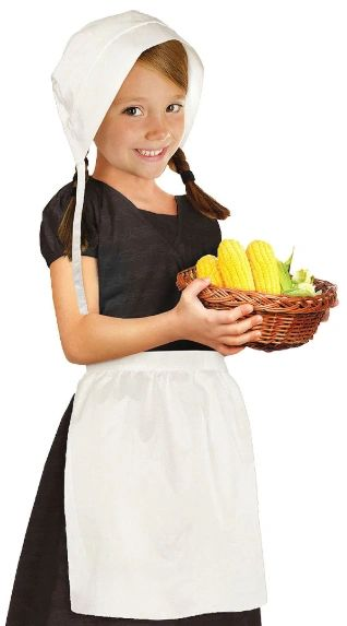 Pilgrim Girl Set - Child