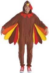 Turkey Zipster Adult S/M or L/XL