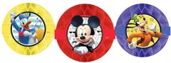 ©Disney Mickey on the Go Honeycomb Decoration, 3ct