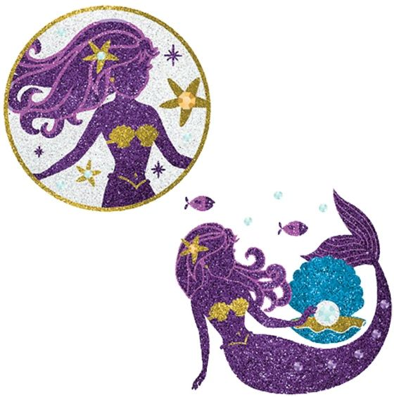 Mermaid Wishes Body Jewelry Favor