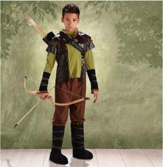 Archer Boy - Boy Small (4-6), Boy Medium (8-10), Boy Large (12-14)