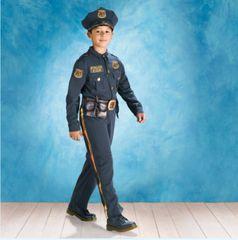 On Patrol - Boy Toddler (3-4), Boy Small (4-6), Boy Medium (8-10), Boy Large (12-14)