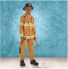 Blaze Fighter - Boy Toddler (3-4), Boy Small (4-6), Boy Medium (8-10), Boy Large (12-14)