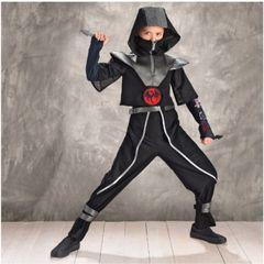 Dragon Ninja - Boy Small (4-6), Boy Medium (8-10), Boy Large (12-14)