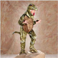 T-Rex Dino - Boy Toddler (3-4), Boy Small (4-6), Boy Medium (8-10), Boy Large (12-14)
