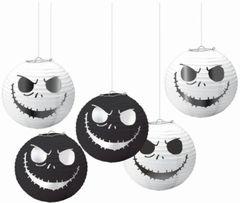 ©Disney Tim Burton's Nightmare Before Christmas Mini Lanterns, 5ct