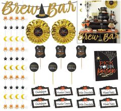 Brew Bar Decorating Kit, 23pc