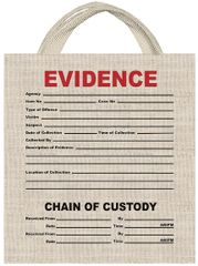Evidence Treat Bag