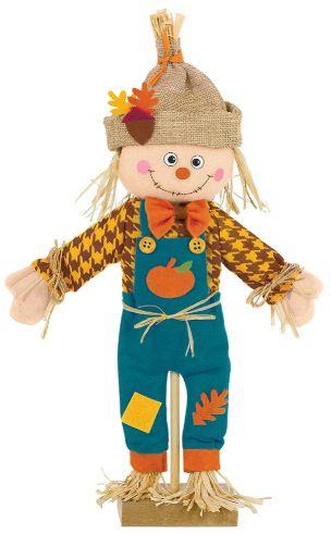 Mini Standing Scarecrow Boy Prop