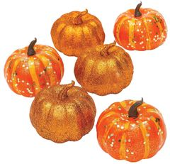 Bag of Mini Pumpkins, 6ct