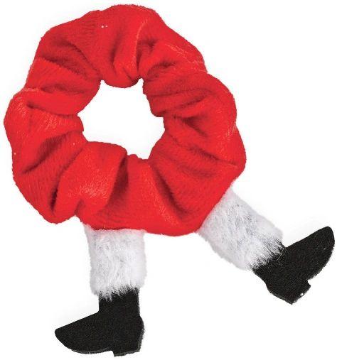 Santa Scrunchie