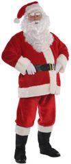 """Plush Santa Suit - Adult Standard, XL (50"""" chest), XXL (54"""" chest), XXX-Large (58""""chest)"""