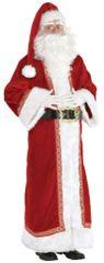 Father Christmas Santa Suit - Adult Standard