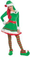 Elf Girl - Medium (6-8), Large (10-12)