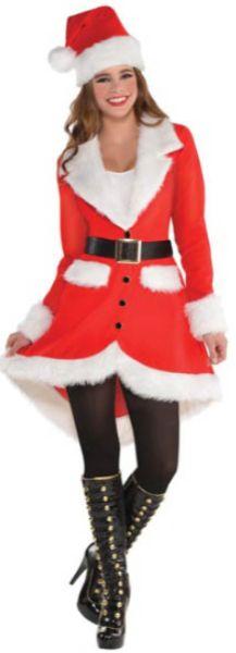 Elegant Santa - Women Small (2-4), Medium (6-8), Large (10-12)