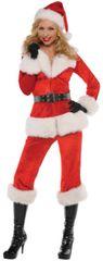 Santa Baby - Small (2-4), Medium (6-8), Large (10-12), Plus (18-20)